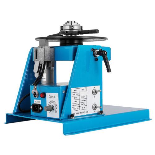 Welding Equipment & Accessories 10kg 15W Rotary Welding Positioner ...