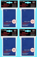 240 Ultra Pro Deck Protector Card Sleeves Blue Yugioh Small Size Gaming Vanguard