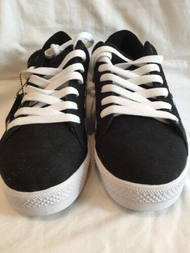 Uk Tamaño Blanco Skulls Bnib Document Hombre 12 Negro Odessa Skate Shoes qWfgWa