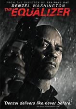 The Equalizer, Denzel Washington DVD 2015 region 1 free shipping too
