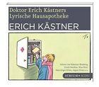 Doktor Erich Kästners lyrische Hausapotheke. CD (2014)