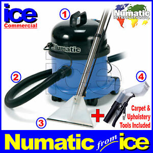 Image Is Loading Numatic Professional Carpet Cleaner Commercial Sofa Upholstery Cleaning