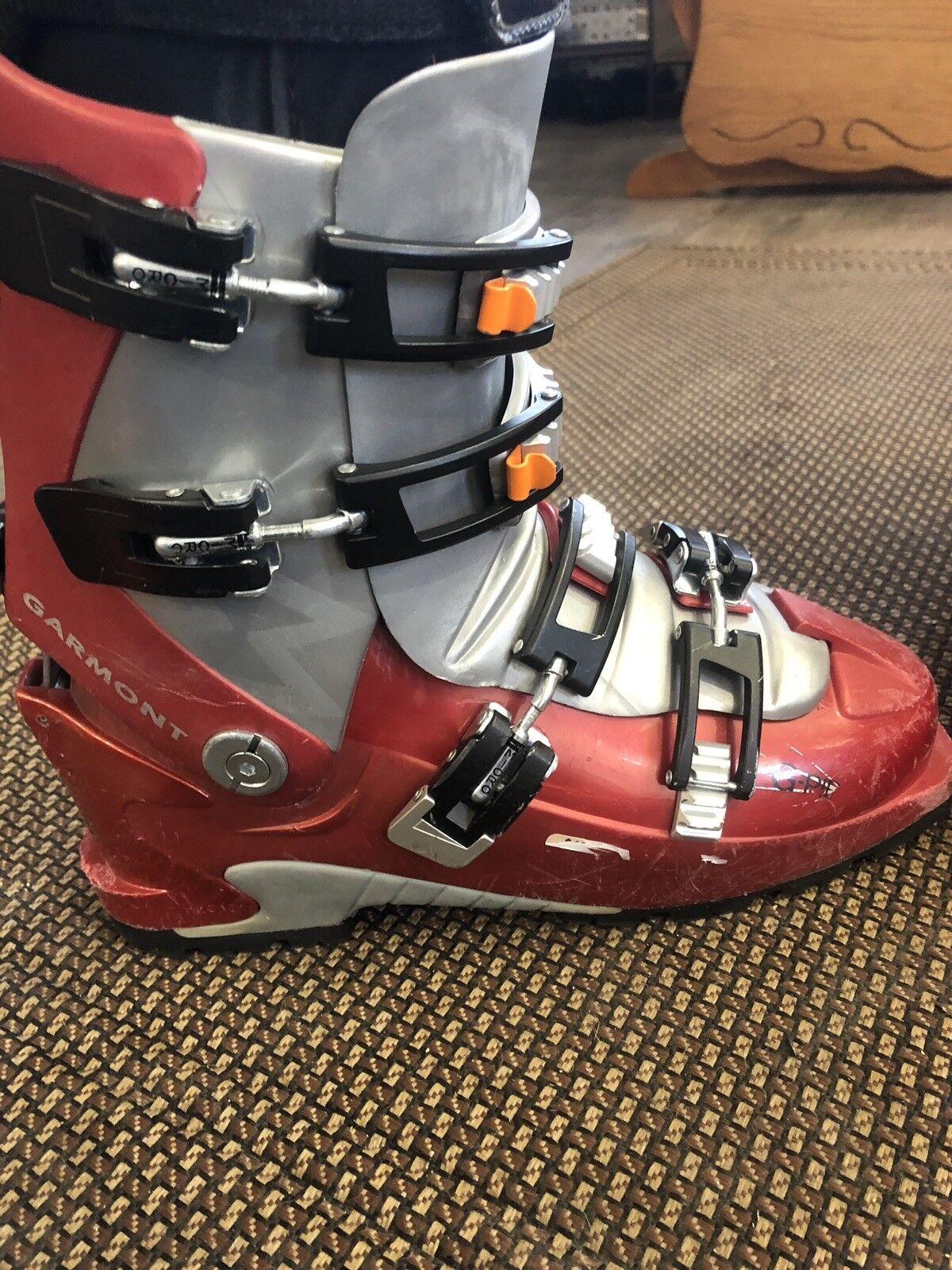 Garmont G-Ride AT Ski Stivali Alpine Touring 27-28.5 Mondo Uomo's 10-10.5 310mm