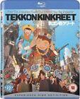 Tekkonkinkreet 2006 Blu-ray UK Disc Adventure Animated Movie Region B BRAND Ne