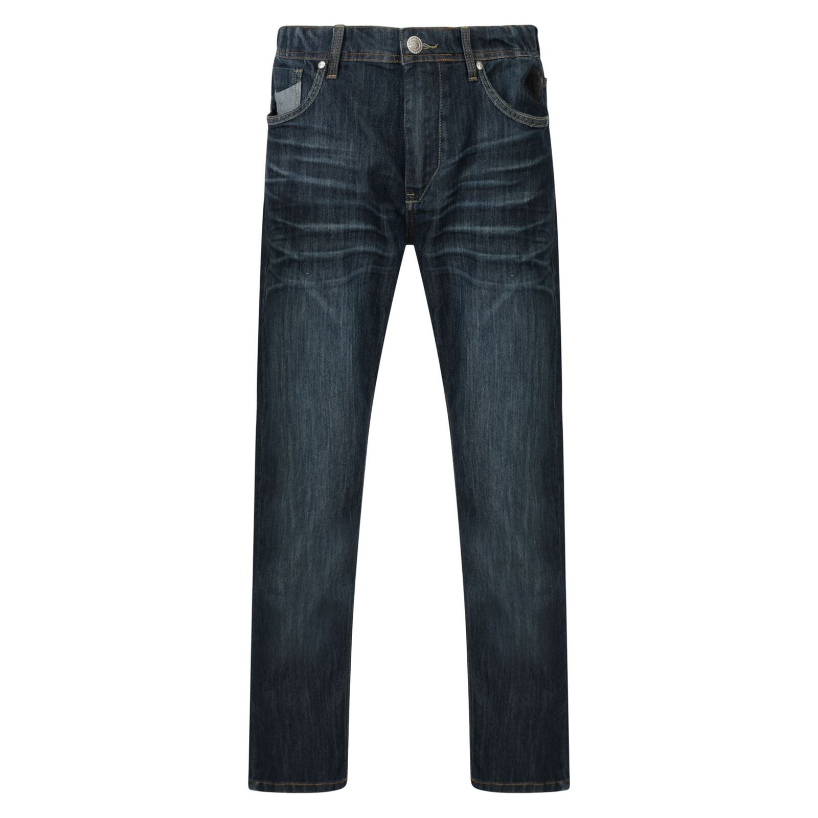Kam men Regular Stretch Indigowash Jeans (Rory )
