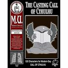The Casting Call of Cthulhu by R J Christensen Book Paperback Softback