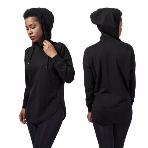 Urban Classics Damen Oversized Hoody Pullover Kapuzenpullover Sweater Wide Cut