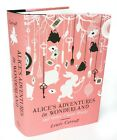 Alice in Wonderland by Lewis Carroll Illustrated John Tenniel Works of Hardcover
