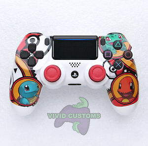 Custom-PLAYSTATION-4-versione-2-CONTROLLER-DUALSHOCK-PS4-SLIM-PRO-POKEMON-V2