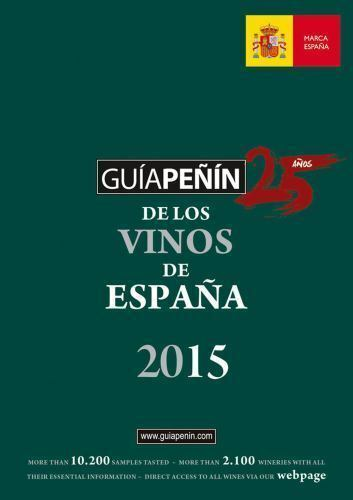 Penin Guide to Spanish Wine 2015 by Pierre Staff. (2015