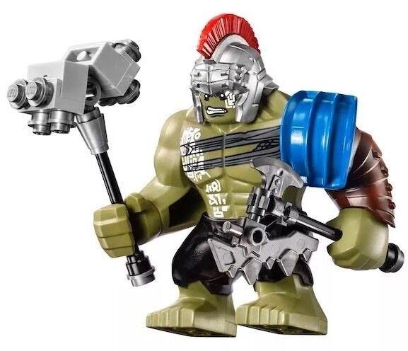 Lego 76088 Marvel  Gladiator Hulk BigFig(only)NEW Split From Set
