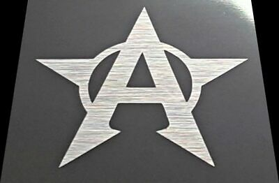 Airborne Chain Guard Decal