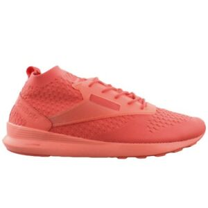 Reebok Zoku Runner Ultra Knit - Men's Casual - Fire Coral/Stellar Pink BS6170