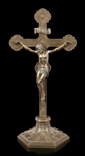 Tischkreuz Veronese Kreuz Christus Altar Großes Kruzifix mit Jesus