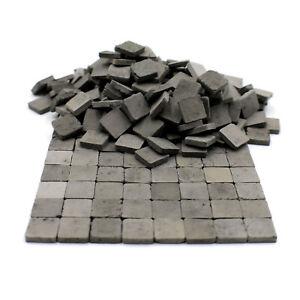 Scale Model Pavement Stone Bricks Floor Tiles For Modelling And Dollhouses Ebay