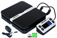 Accuteck Shippro 110lbs X 01 Oz Digital Shipping Postal Scale Black W 858