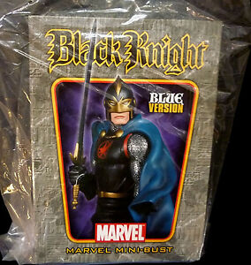 Black-Knight-BLUE-Marvel-Bust-Statue-Bowen-Designs-Avengers-New-Amricons