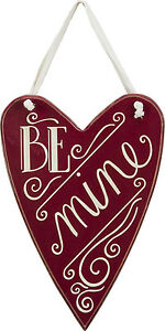 Primitives-by-Kathy-23279-heart-chalk-art-sign-quote-034-Be-Mine-034