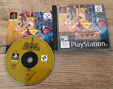 Yu-Gi-Oh Forbidden Memories PAL COMPLETA PS1 PLAYSTATION 1 PSX Yugioh!! rara!!!