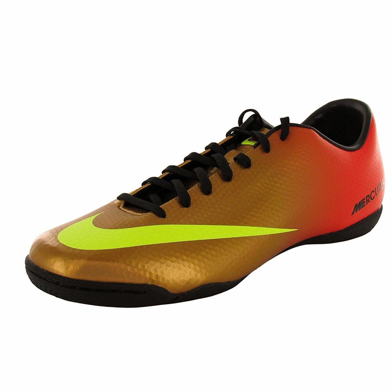 New NIKE MEN'S MERCURIAL VICTORY IV IC SOCCER SHOES 555614-778 size 8