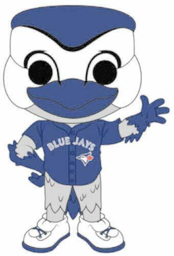 Toronto Blue Jays POP Vinyl Figure by Funko ACE *NEW* MLB Mascots