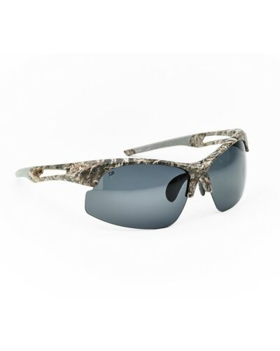 Daiwa NEW Infinity Camo Polarised Sunglasses Carp Fishing With Carry Case