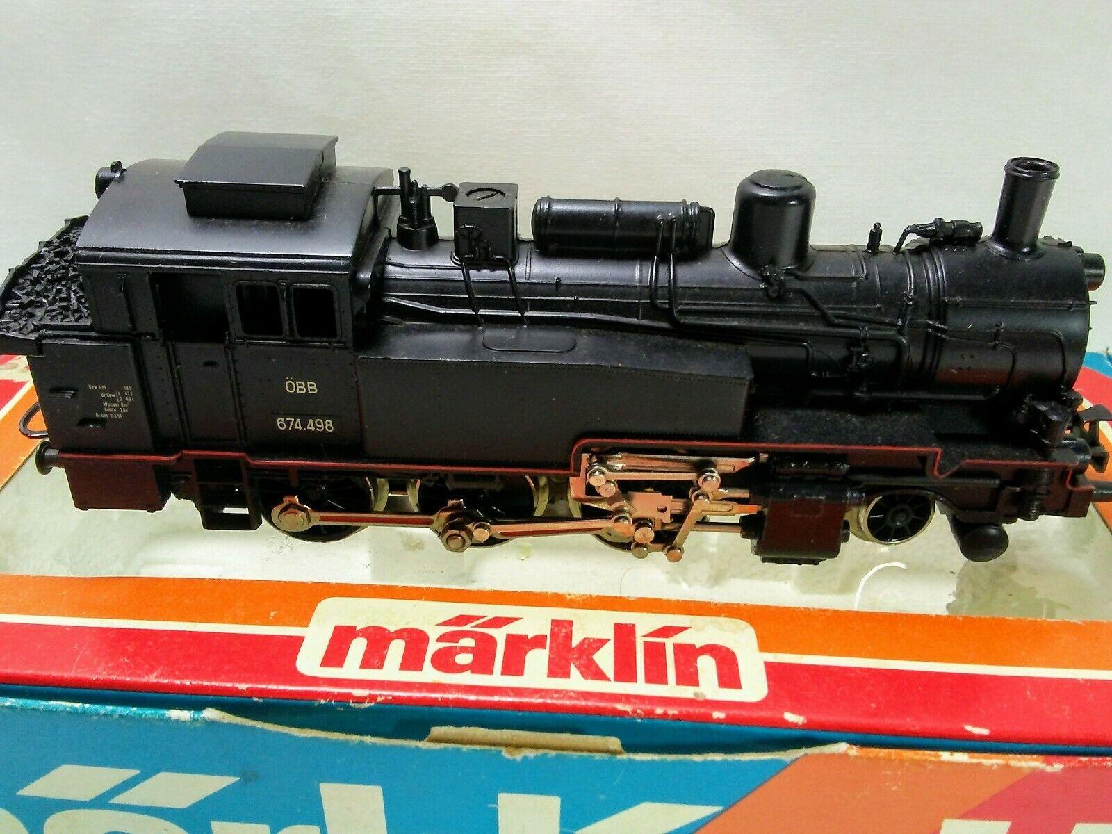 Marklin HO 3105 OBB Digital Ssquadra Engine Rare Austrian Locomotive