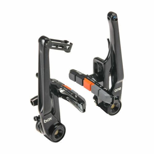 NEUF box composants One Vélo BMX linéaire Pull V-Freins 85 mm-Noir