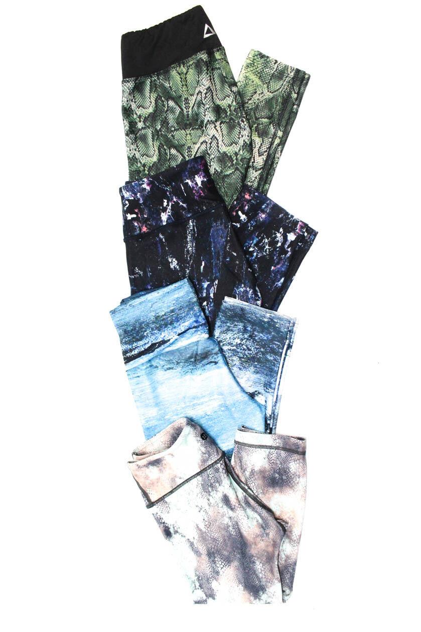 With Wear It To Heart Kimberly Abbott Womens Leggings Pants Size XS S Lot 4