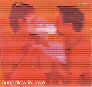 Compilation-CD-8cm-Bungalow-In-Love-Promo-Germany-EX-EX