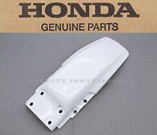 New Genuine Honda Rear Fender 1985-2000 XR80 R XR100 R OEM Shasta White #Y21