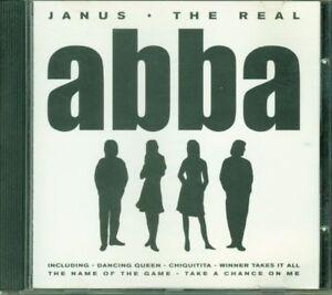 Janus-The-Real-Abba-Cd-Eccellente