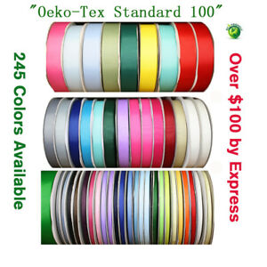 Solid-Color-Grosgrain-Ribbon-100-Yards-28-Colors-1-4-034-3-8-034-5-8-034-1-034-1-5-034-Inch