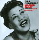 Legendary Broadcasts by Ella Fitzgerald/Mildred Bailey, Ella Fitzgerald (CD, Jun-2008, 2 Discs, Storyville)