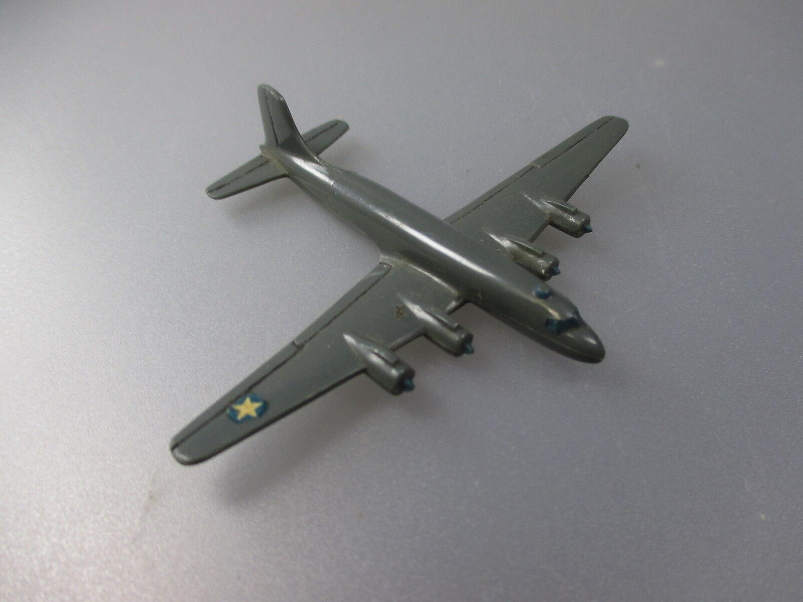 Wiking  aereo c-54 Skymaster da ponti aerei-serie in grigio verde, 1 400 (recidiva) 11