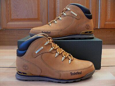 72a506c7eff Timberland Euro Rock Hiker Boots Size 9 | eBay