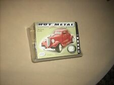 '34 FORD COUPE, PRE PAINTED DIE CAST KIT, SEALED, NICE !!!!