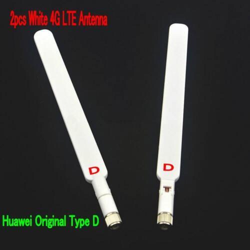 HUAWEI Original 4G LTE External 2x Antenna for B315 B310 B525 SMA D-type White