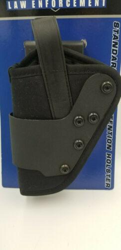 Uncle Mike/'s Law Enforcement Standard Dual Retention Holster #9852-2 Size 2