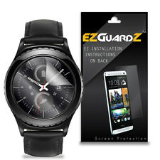 1X EZguardz Screen Protector Shield HD 1X For Samsung Gear S2 Classic Smartwatch