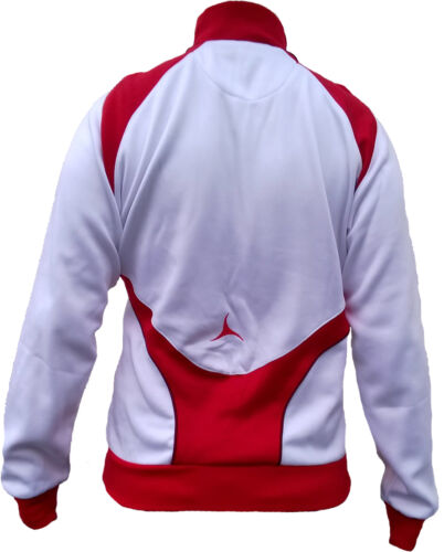 Olorun VI Grand Slam 2016 England Supporters Jacket White//Red Size S-3XL