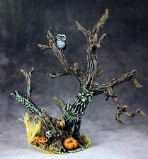 Halloween Tree Reaper Miniatures Dark Heaven Legends Aberration Monster Terrain