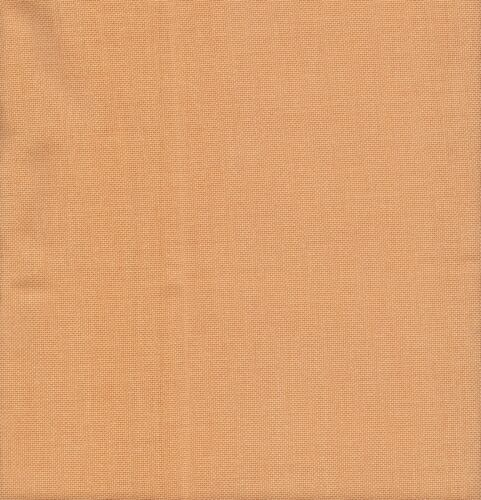 25 count Zweigart Colmar E//W Cross Stitch Fabric Tangerine 49 x 89cms