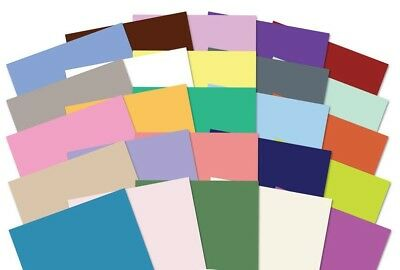 Hunkydory Crafts ADORABLE SCORABLE 2018 Essential Colours 25 x A4 350gsm AS718