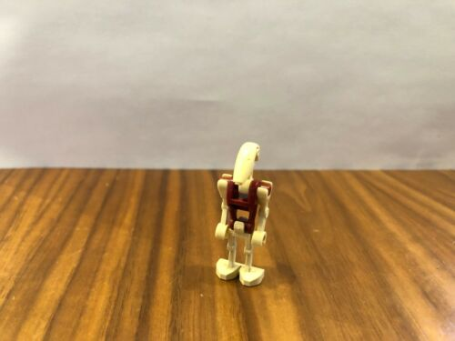 LEGO STAR WARS DROID MINIFIGURES Esercito BUILDER SUPER Droidi Da Battaglia PILOTA ASSASSIN