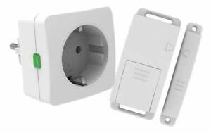 Funk-Abluftsteuerung-Fensterschalter-Fenstersensor-kabellos-Dunstabzug-Kamin