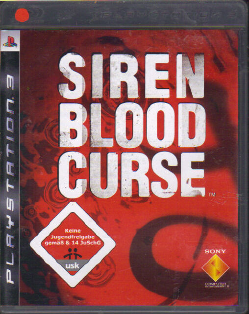 Siren Blood Curse (PlayStation3)