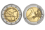 """25x 2€ commemorative coins Potugal 2019 /""""600 Anos do descobrimento da Madeira/"""""""