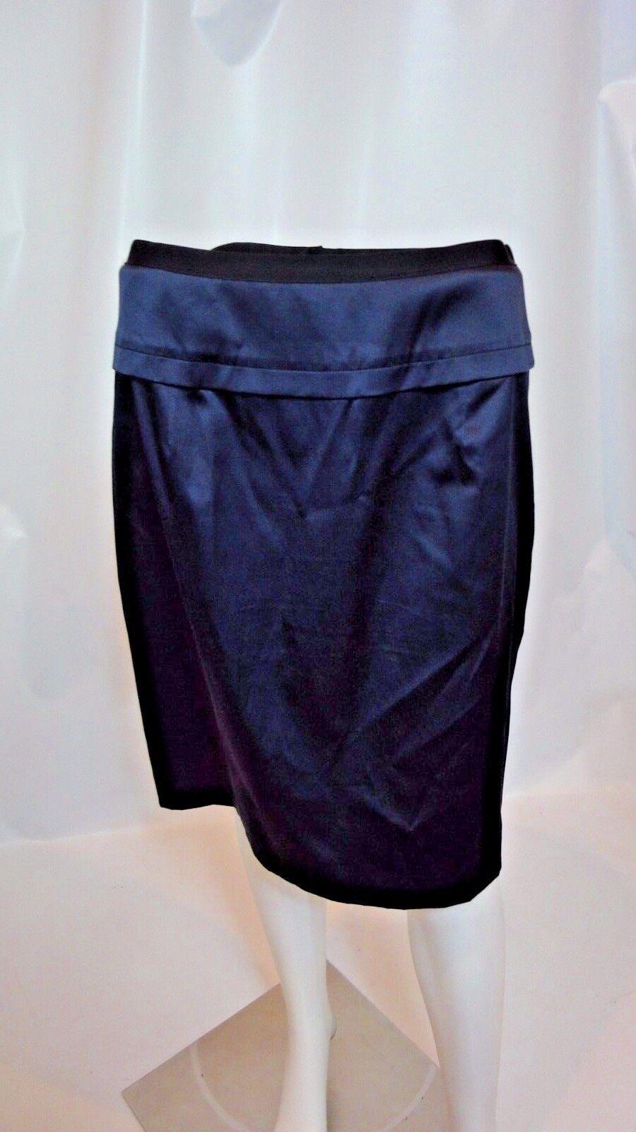 REBECCA TAYLOR Navy bluee Skirt Sz 8