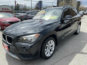 2013 BMW X1 XDRIVE AWD BLUETOOTH PANO ROOF ALLOYS LEATHER...MINT